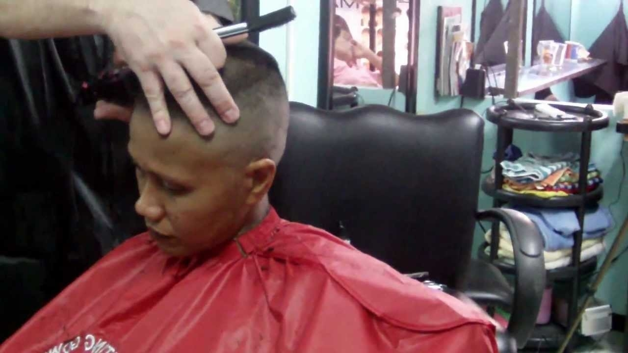 Girl´s Military Haircut - Youtube pertaining to Youtube Female Haircut In Army