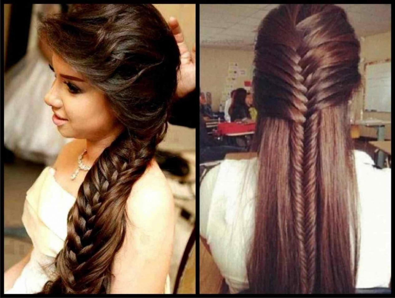 Girls Simple Steppictures New Hairstyle Girl New Simple | Latest in New Hairstyle 2018 Girl Download