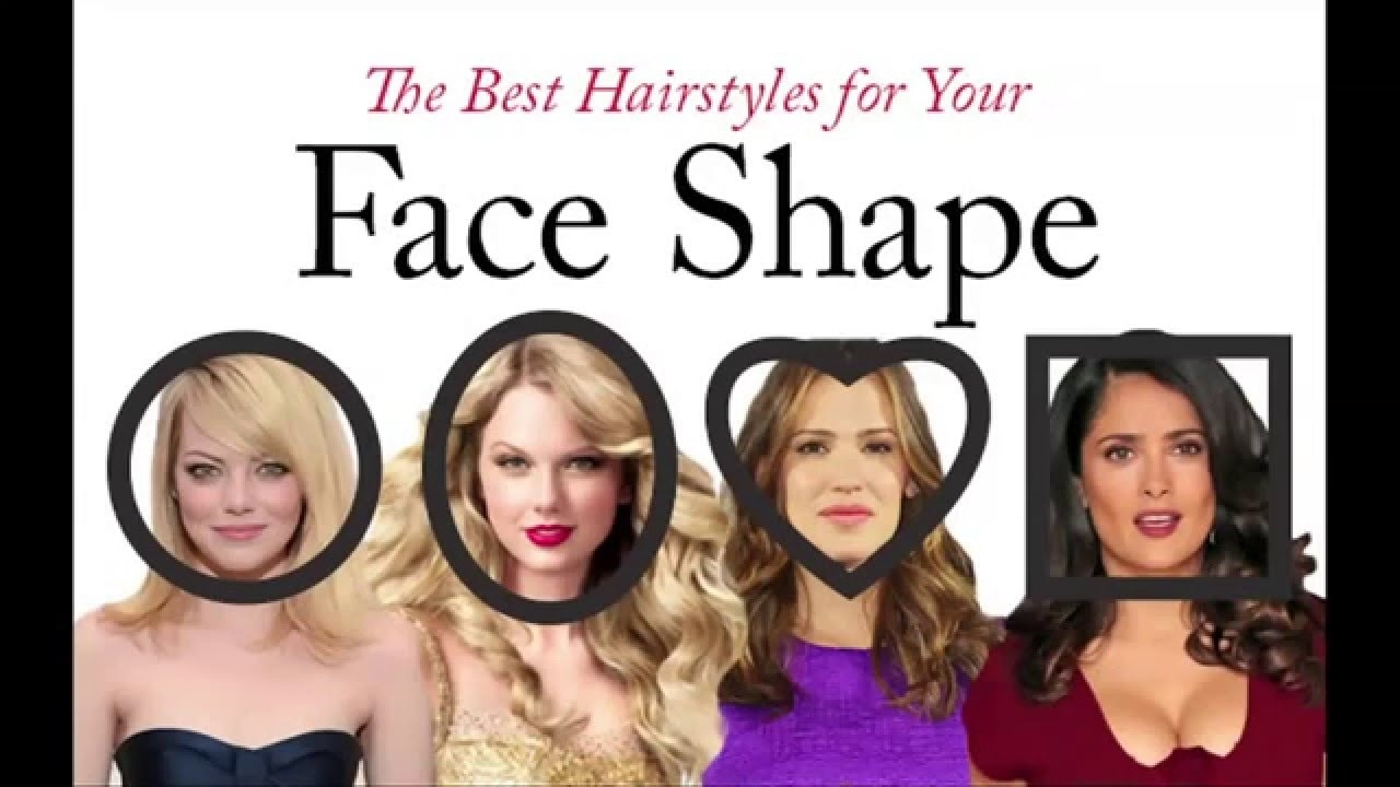 Good Hairstyles For Your Face Shape & How To Determine Your Shape inside Haircut For Round Oval Face
