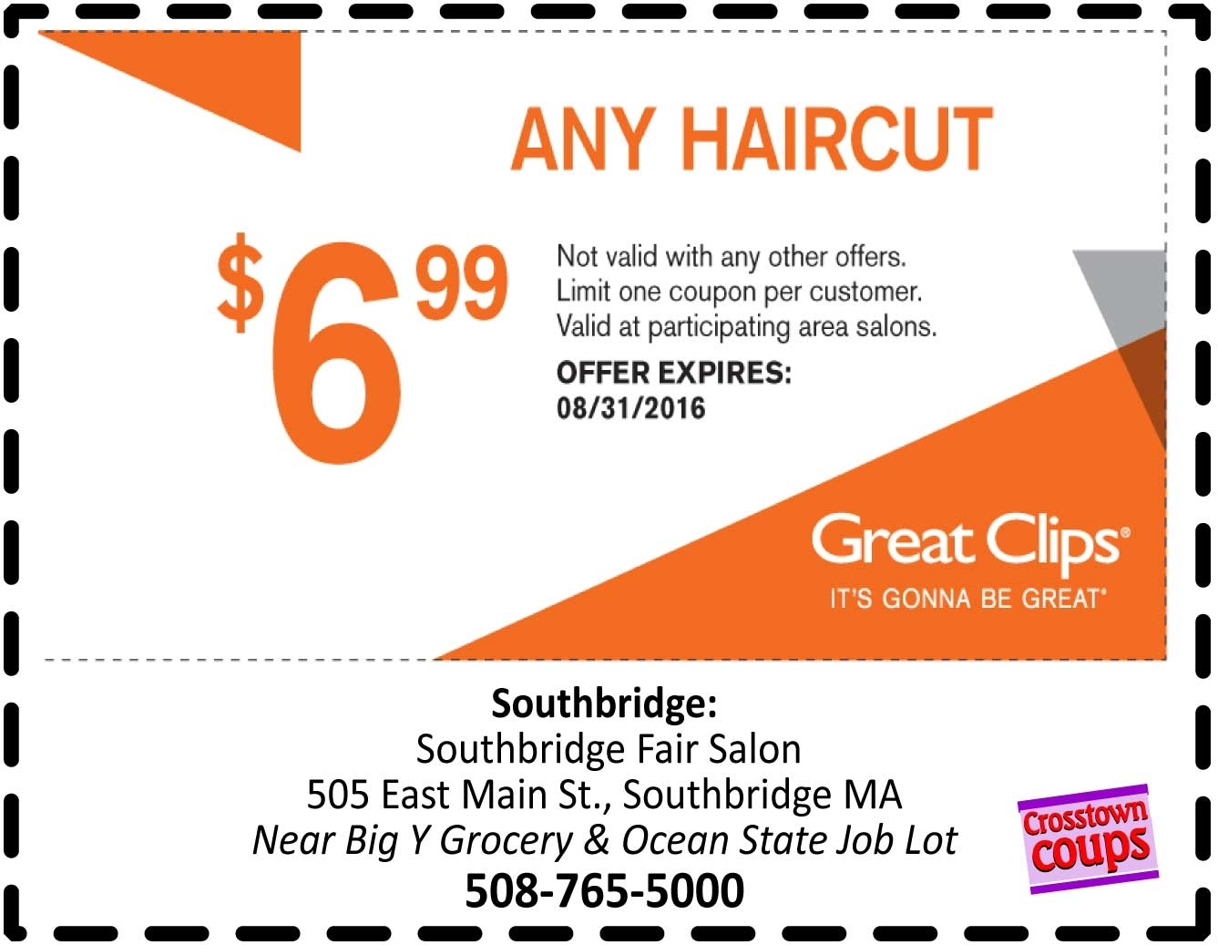 Great Clips Printable Coupons Sep 2018 : Eating Out Deals In Glasgow with regard to Great Clips Haircut Deals 2018