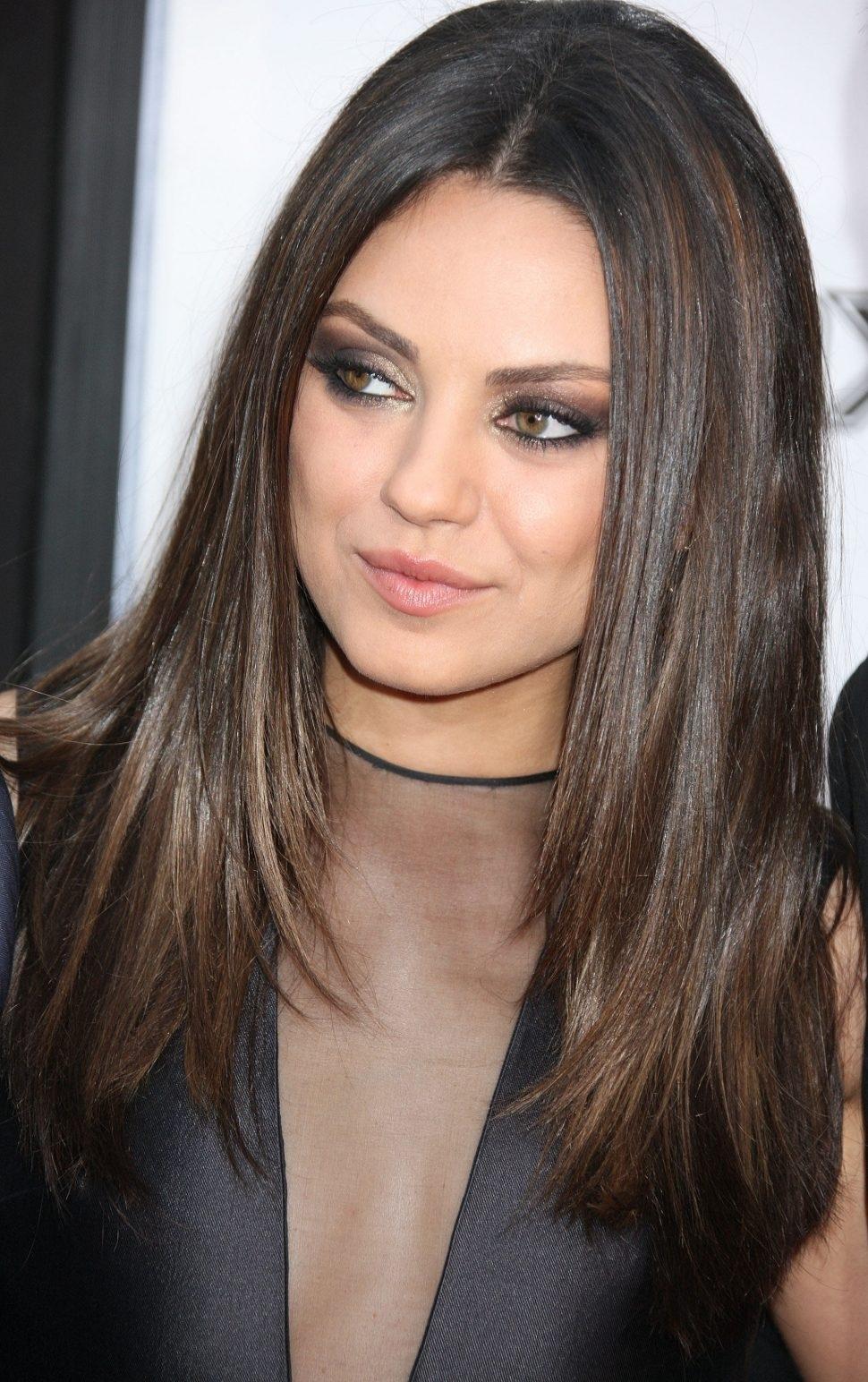 Haircuts For Thin Hair Long Length Wavy Haircut