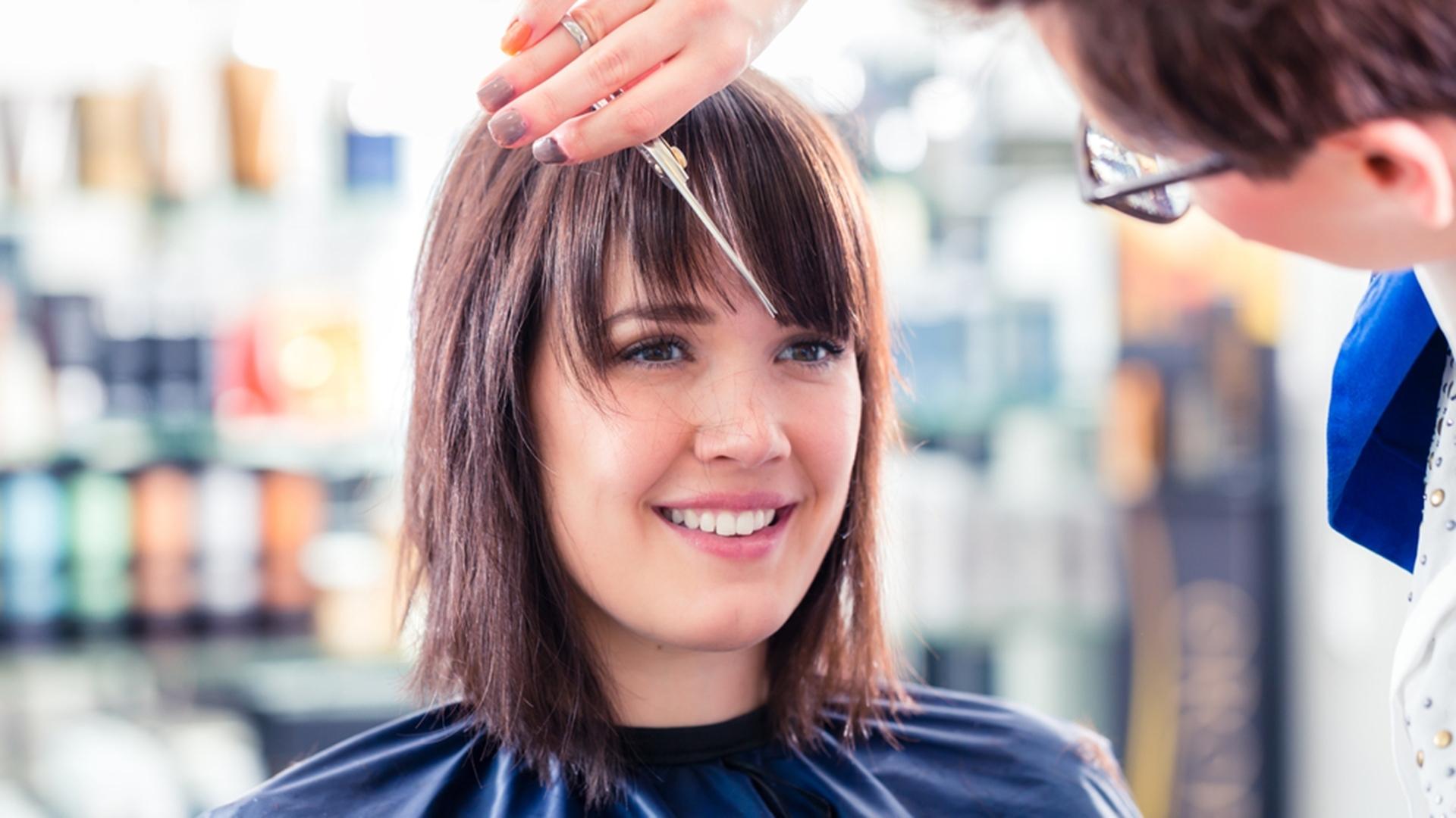 Haircut Salon Near Me For Ladies – Wavy Haircut