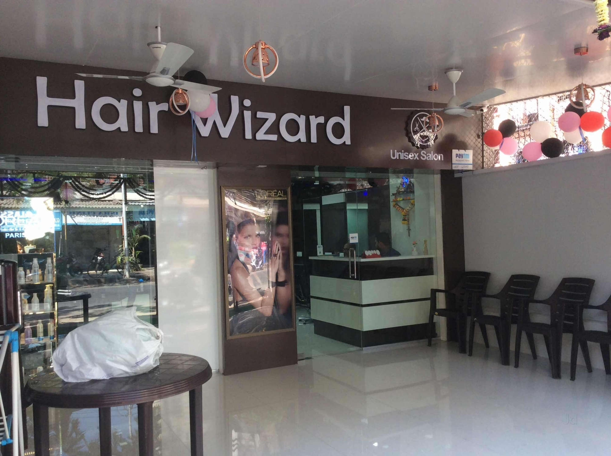 Hair Wizard Unisex Salon Photos, Mira Road, Mumbai- Pictures in Haircut Salon In Mira Road