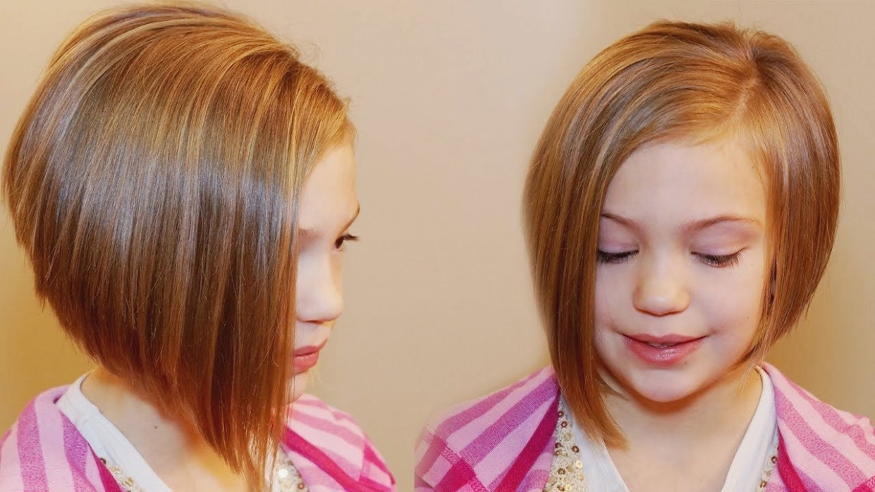 Haircuts For Thin Hair Little Girl