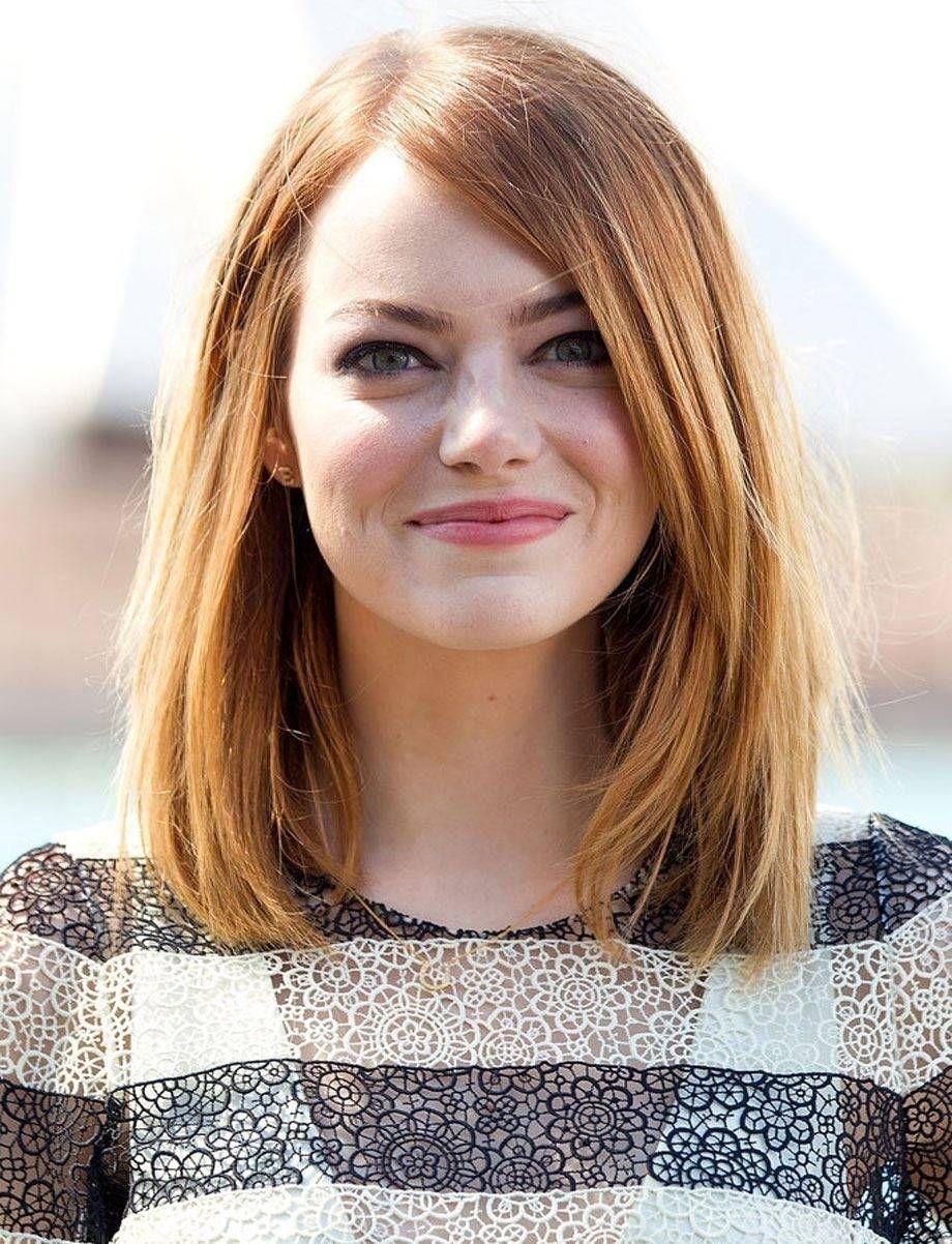 Haircut-For-Round-Face-Thick-Hair-Haircut-For-Round-Face | Hair with regard to Haircut For Round Face Thick Hair