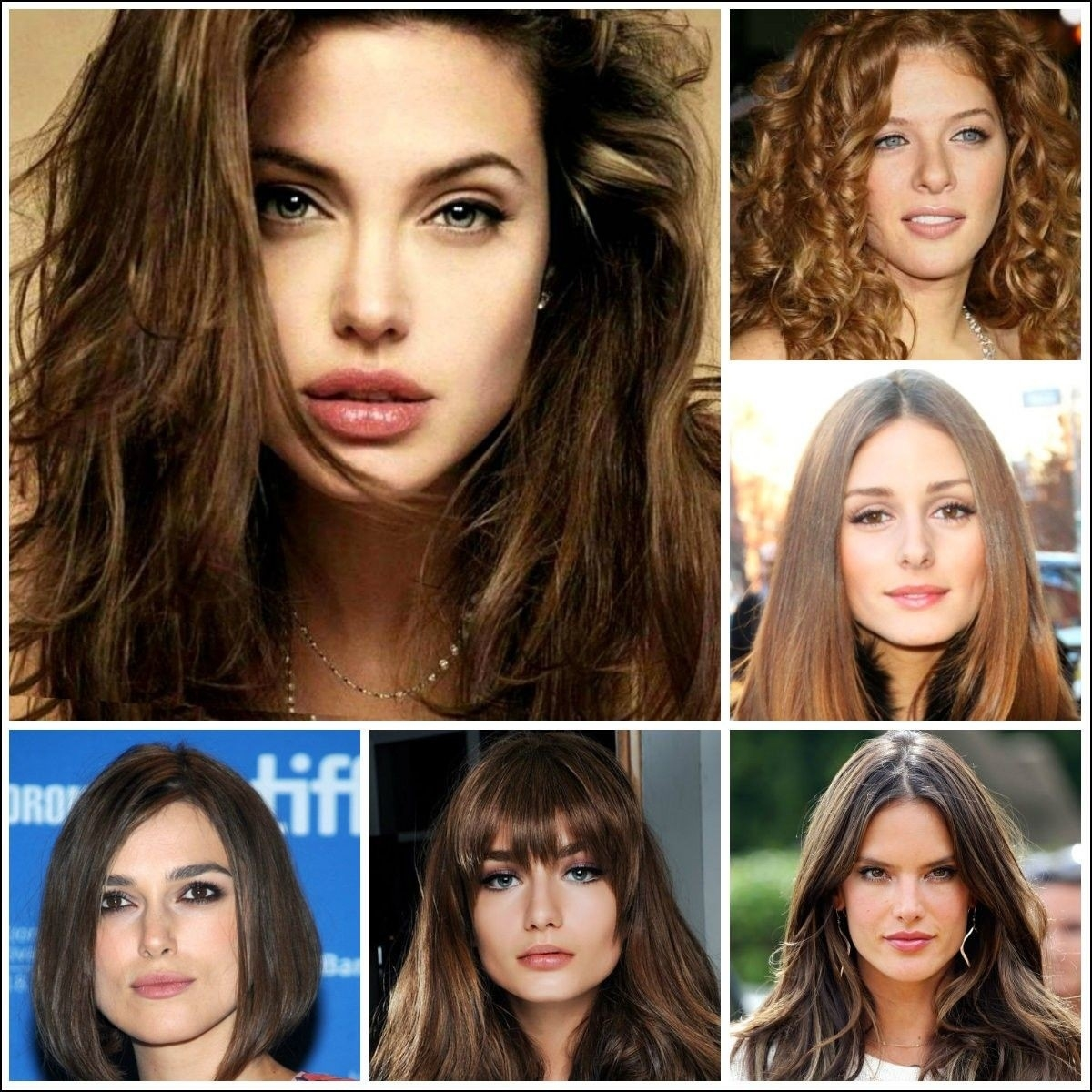 Haircut For Square Face Shape Lovely Best Haircuts For Square Shaped regarding Haircut Ideas For Square Shaped Face