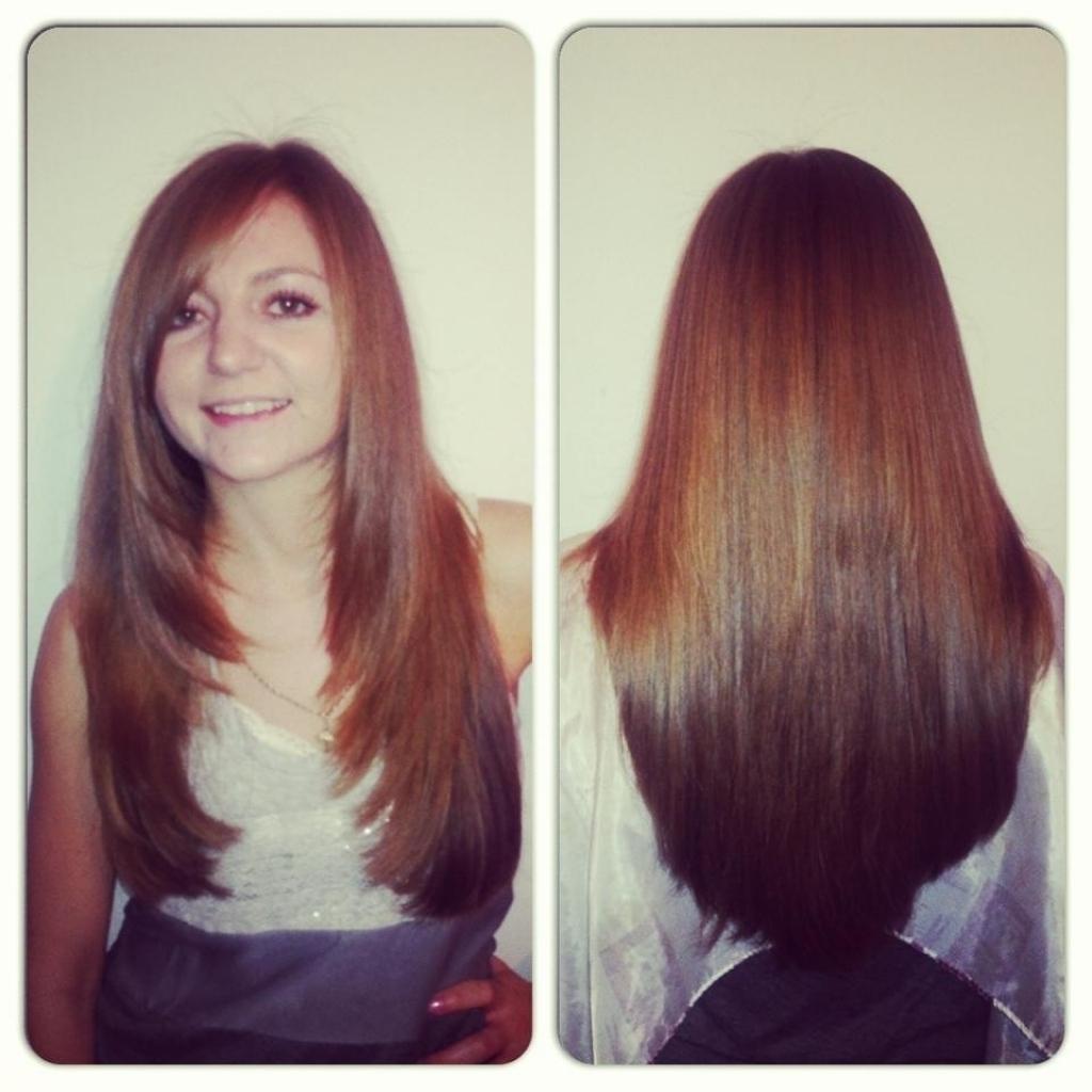 Haircut Idea For Long Hair Haircut Ideas For Long Hair With Layers pertaining to Layered Haircut For Thin Hair Indian