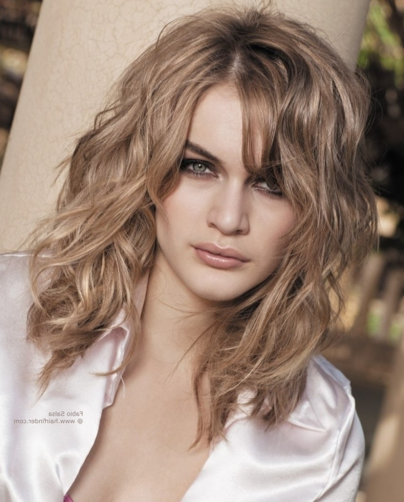 Haircut Ideas For Wavy Frizzy Hair Gallery - Zalaces with regard to Haircut Ideas For Wavy Hair