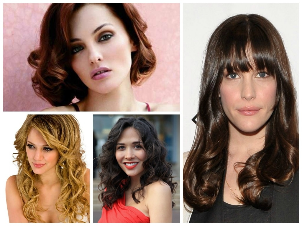 Haircuts For A Long Face - Hair World Magazine for Haircut For Oval Face Shape