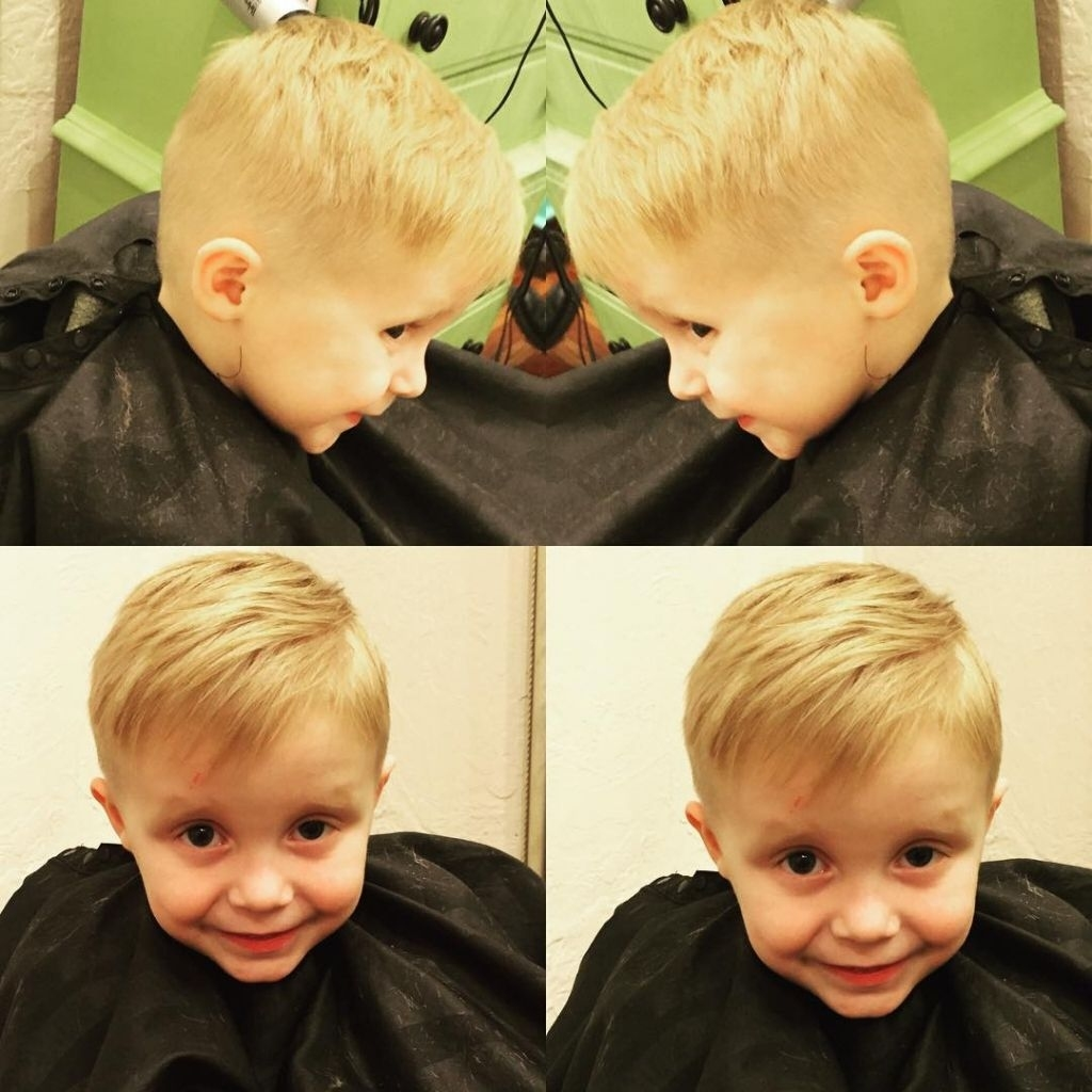 Haircuts For Thin Toddler Hair