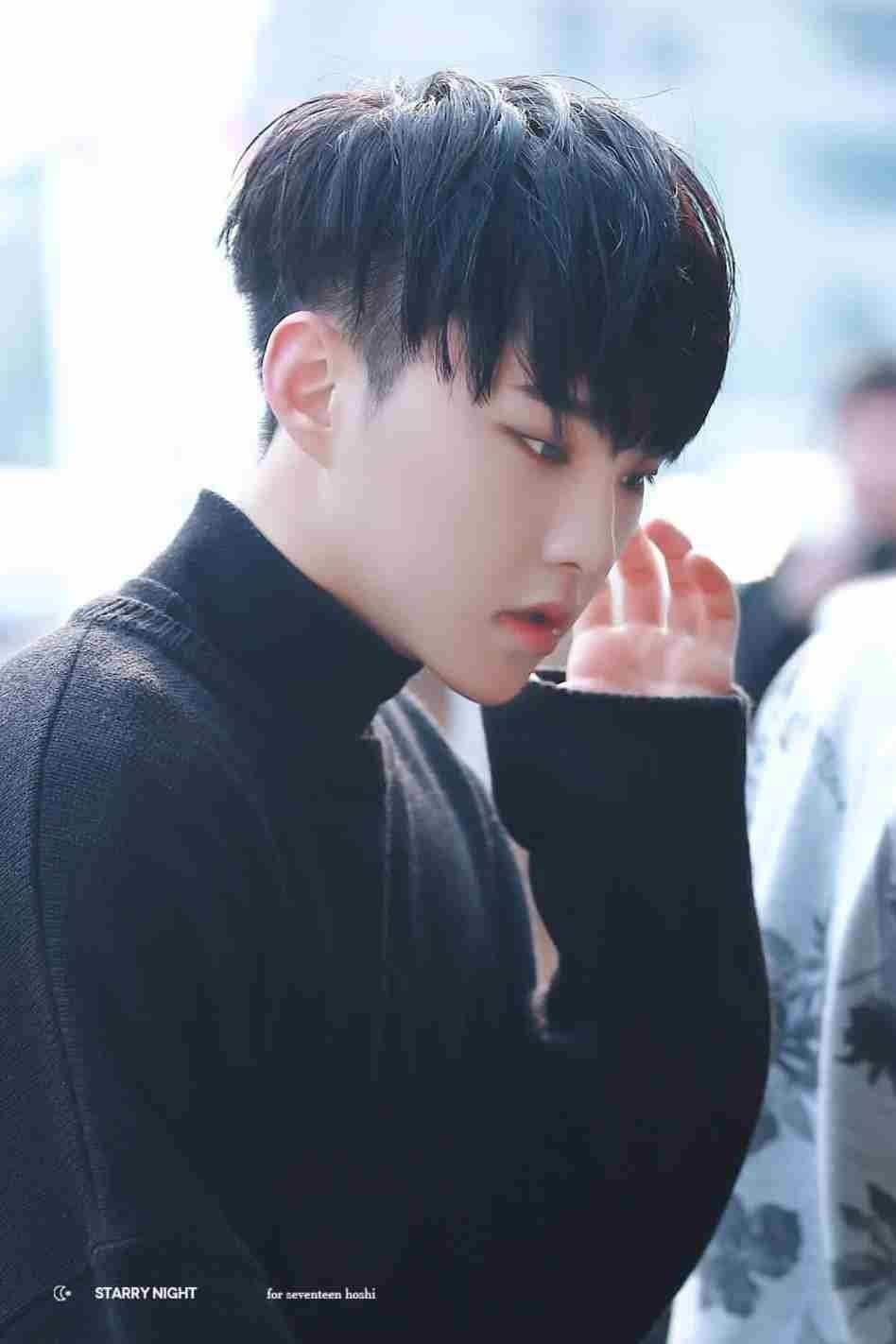 Kpop Haircut For Round Face Wavy Haircut