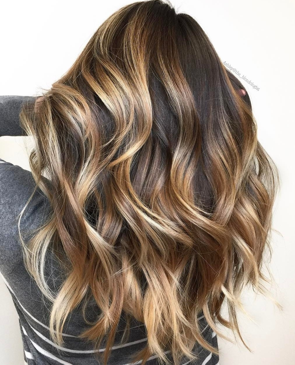 Hairstyles And Haircuts For Thick Hair In 2018 — Therighthairstyles pertaining to Haircuts For Thick Long Hair 2017