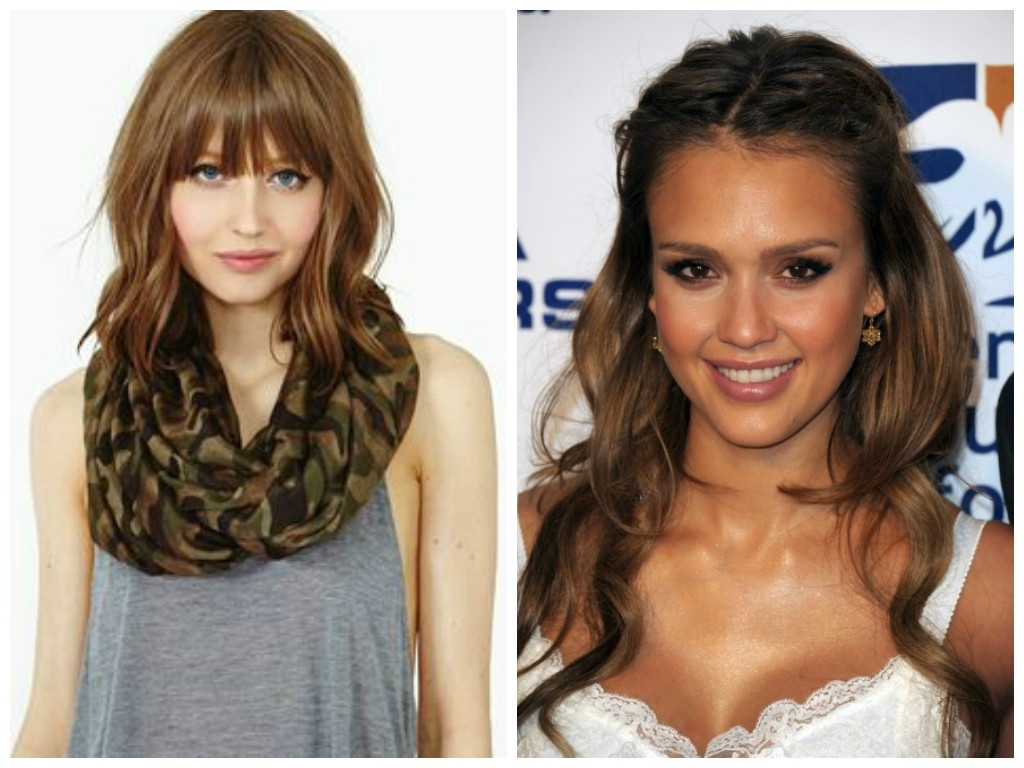 Hairstyles For Eyes Too Close Together - Hair World Magazine for Haircut For Round Face Small Eyes