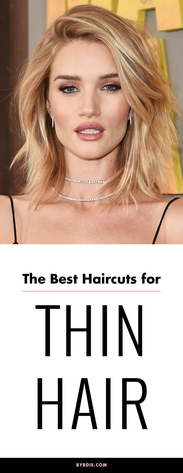 It's Official: These Are The All-Time Best Haircuts For Thin Hair pertaining to Best Haircut For Thin Hair Female