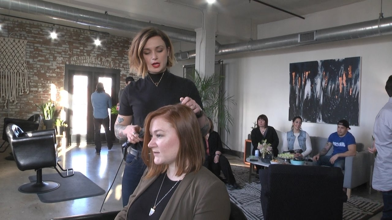 Jersey City Business Watch: Cuticles, Shampoo, Love Lane Salon - Youtube with regard to Haircut Salon In Jersey City