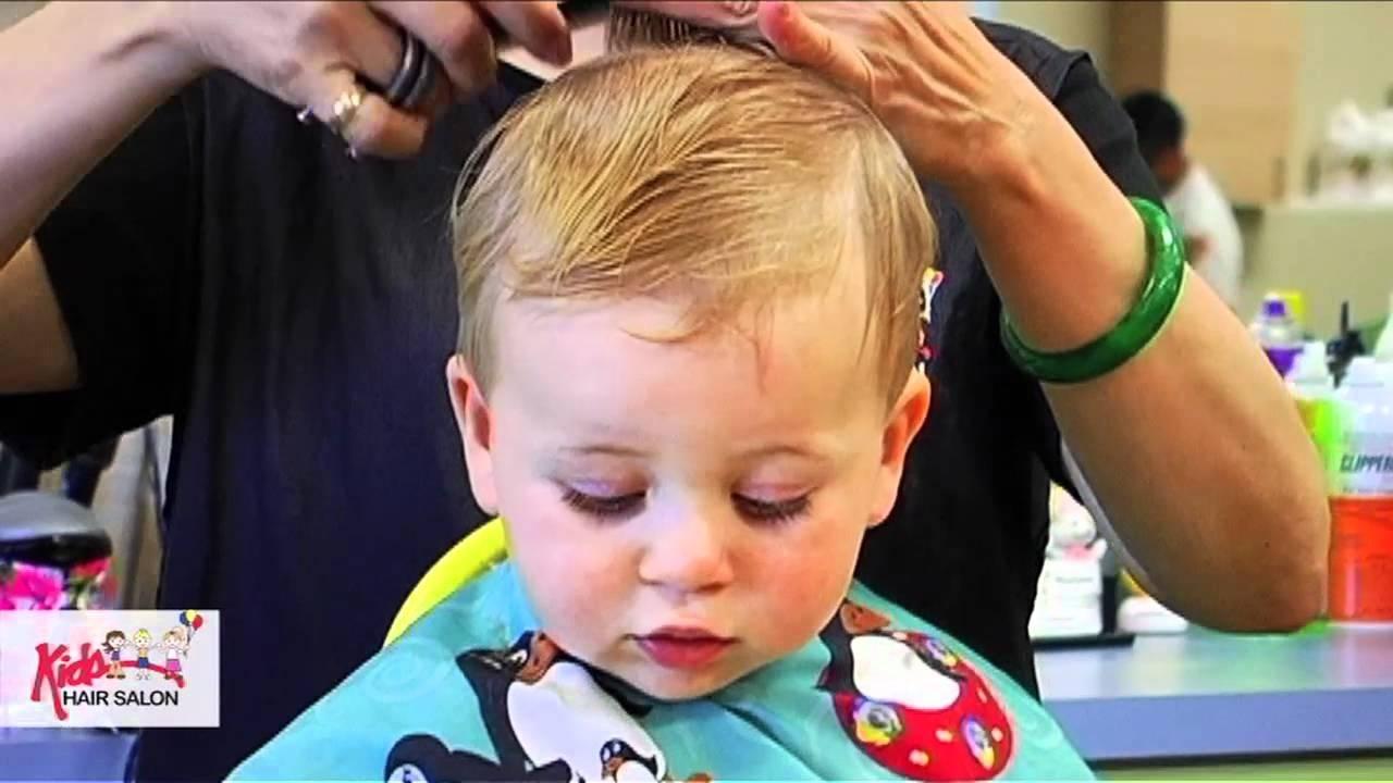 Kids Hair Salon - Grossmont Center - Youtube regarding Haircut Salon For Baby Boy