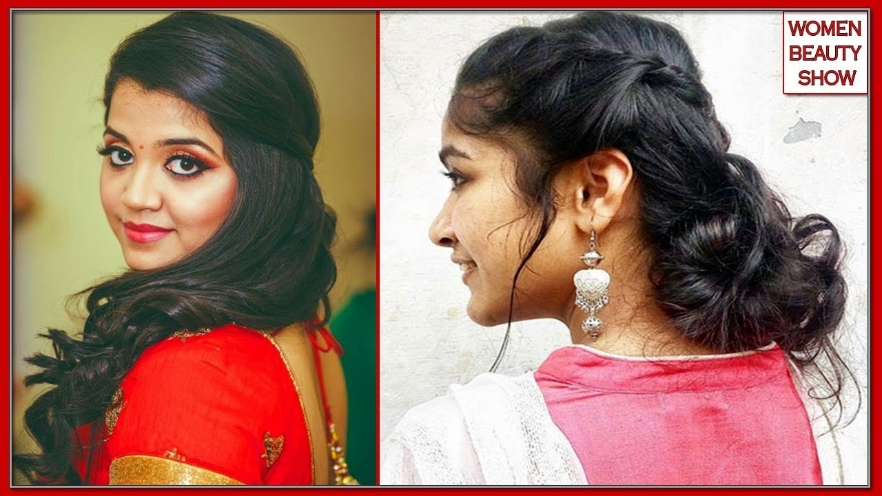 Latest Indian Hairstyles For Women 2018 | Indian Hairstyles 2018 pertaining to New Hairstyle 2018 Female Indian