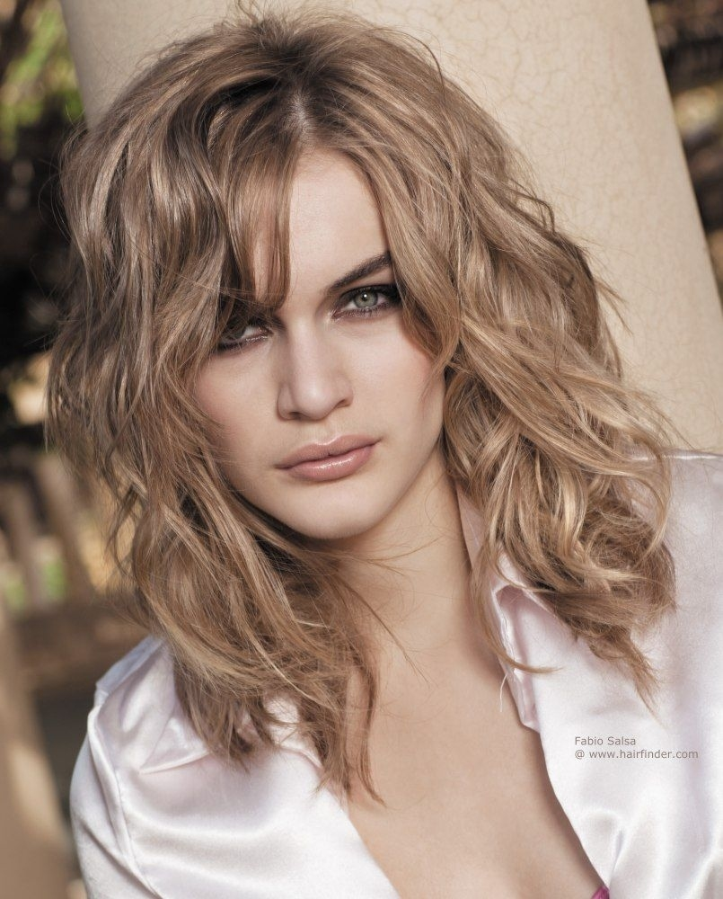 Long Layered Haircuts For Naturally Wavy Hair - Google Search   Wavy with regard to Haircuts For Naturally Wavy Hair