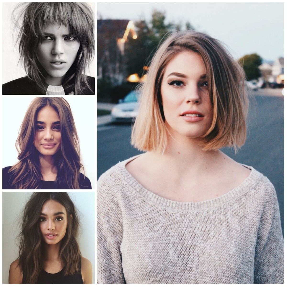 Low Maintenance Haircut For Square Face Archives - Hairstyles And with regard to Low Maintenance Haircut For Square Face