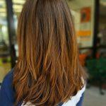 Medium Length Layered Haircuts For Thick Hair 2015 Unique Layered for Layered Haircuts For Thick Hair Pinterest