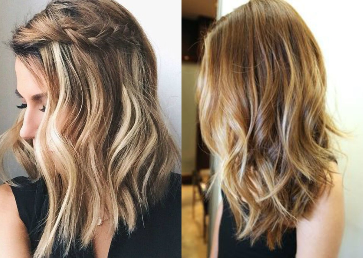 Medium Wavy Hairstyles - Hairstyle For Women & Man within Haircuts For Wavy Long Hair 2017