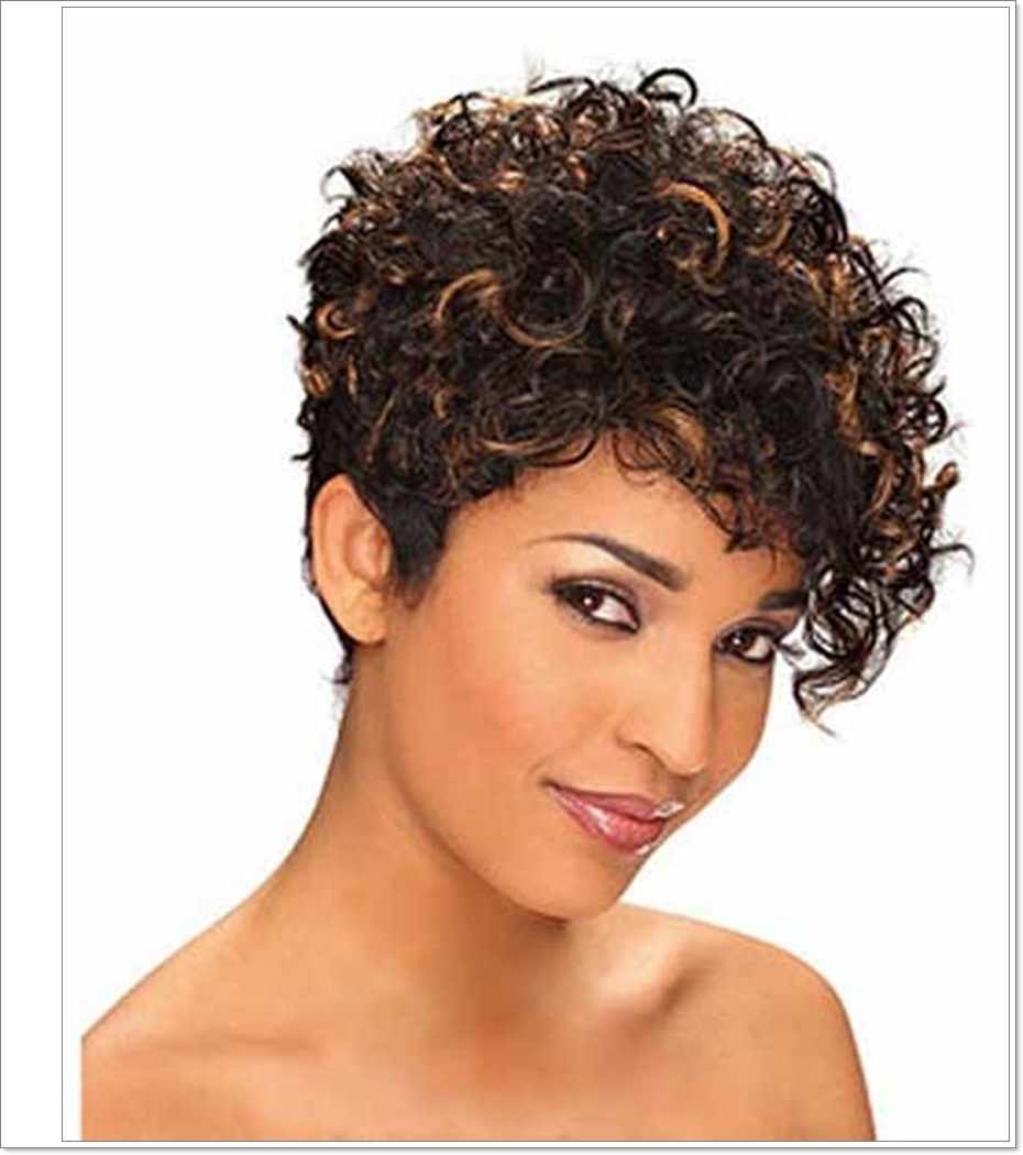 Most Important Things You Need To Know Short Haircuts For Naturally in Haircuts For Naturally Curly Hair And Round Face