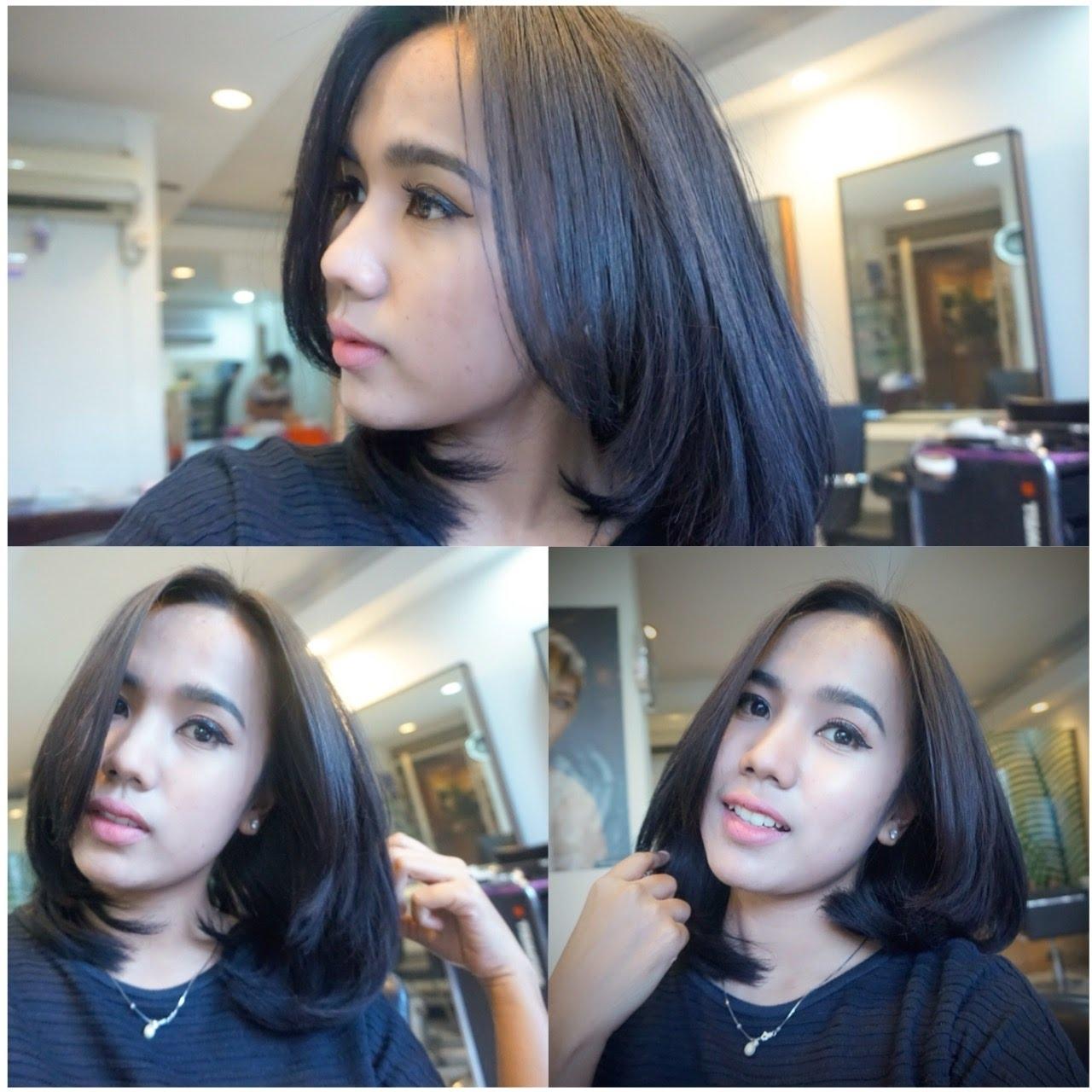 My Keratin Hair Treatment || Anglariri - Youtube regarding Haircut Yang Bagus Di Jakarta