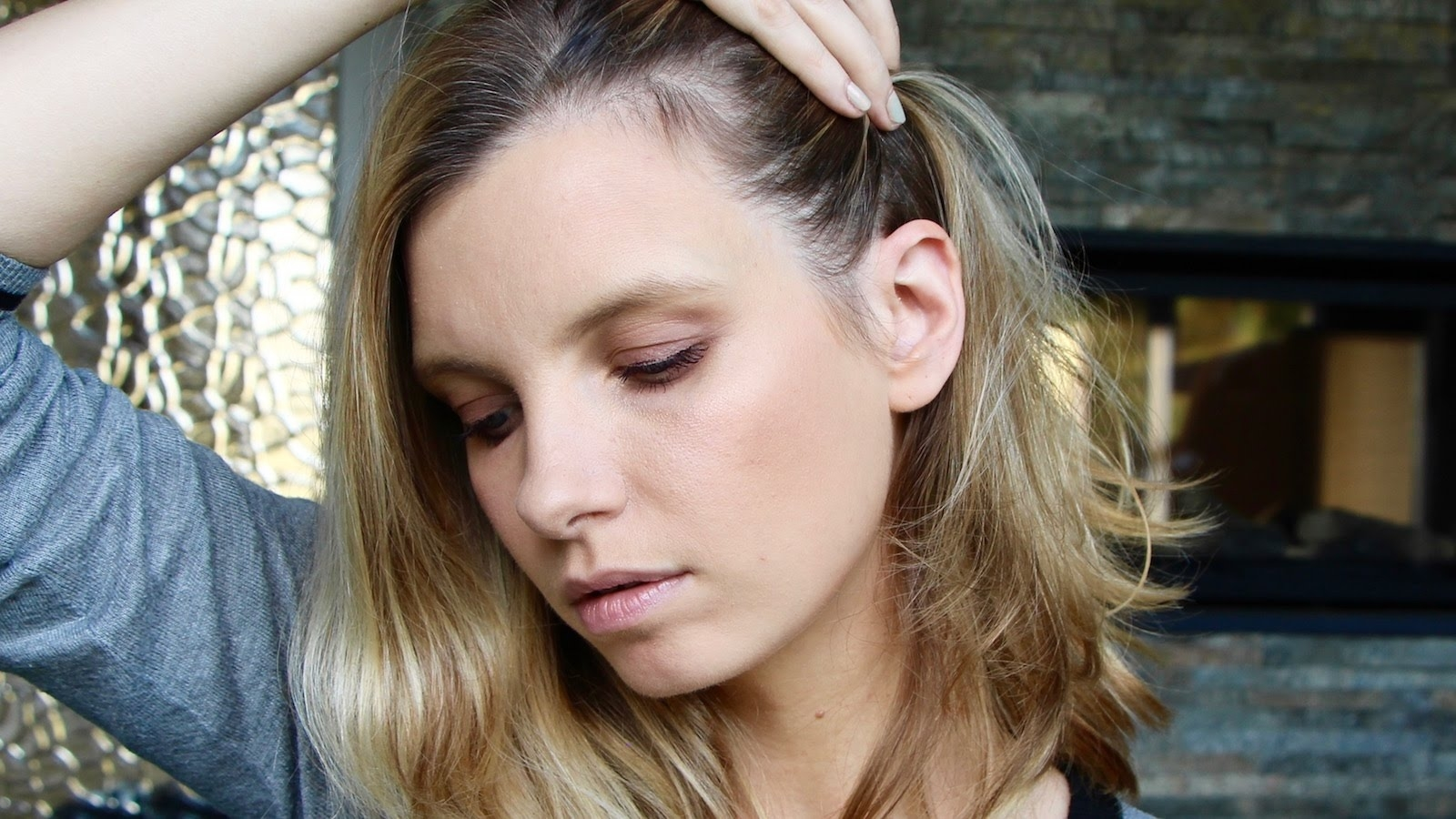 My Post-Pregnancy Hair Loss   A Model Recommends - Youtube for Haircut For Thin Hair After Pregnancy
