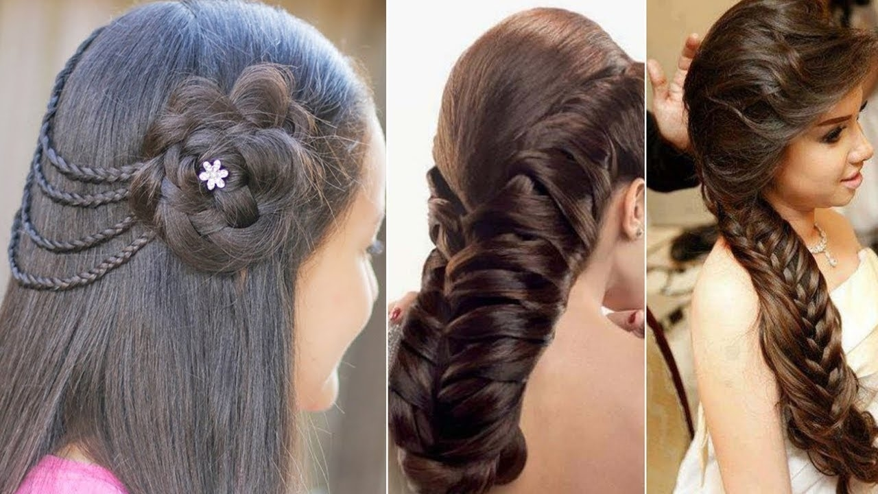 New Hairstyle For Girls - Easy Hairstyles For Long Hair - Best regarding New Haircut 2018 For Girl
