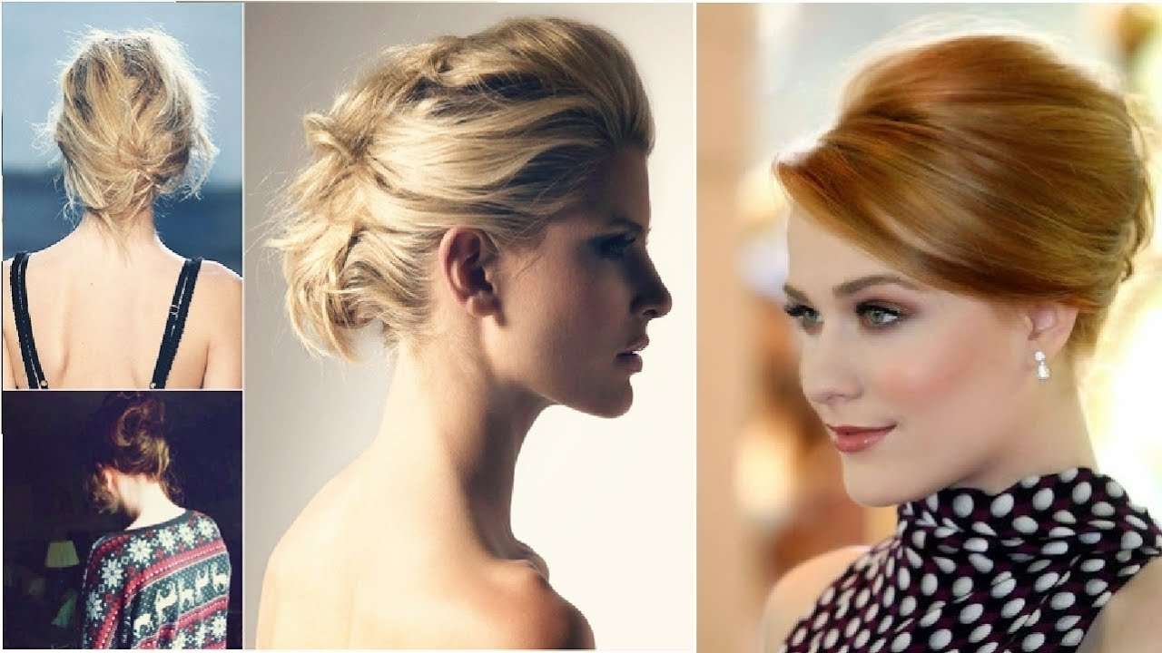 Party Hairstyles For Thin Hair - Youtube with regard to Hairstyle For Thin Hair For Party