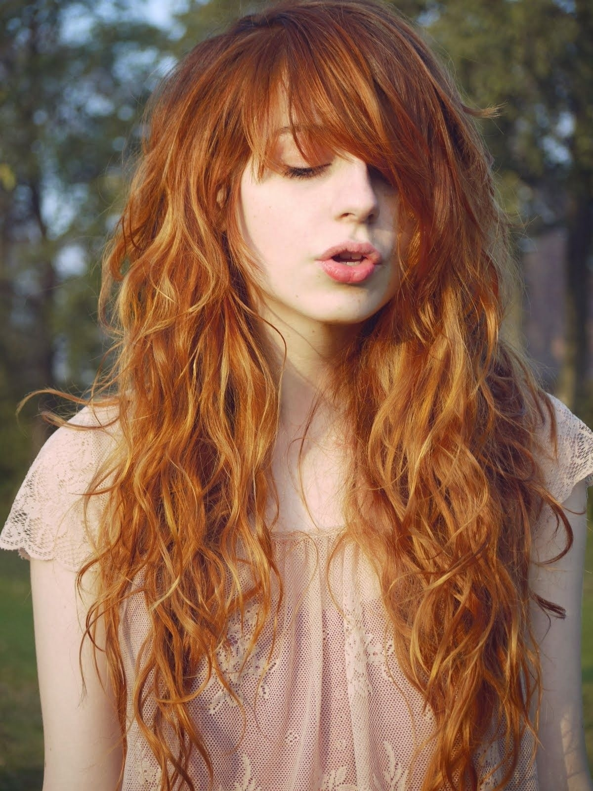 Pin By Priscilla Holguin On Hair Ideas | Pinterest | Red Hair, Pixie throughout Haircuts For Wavy Red Hair