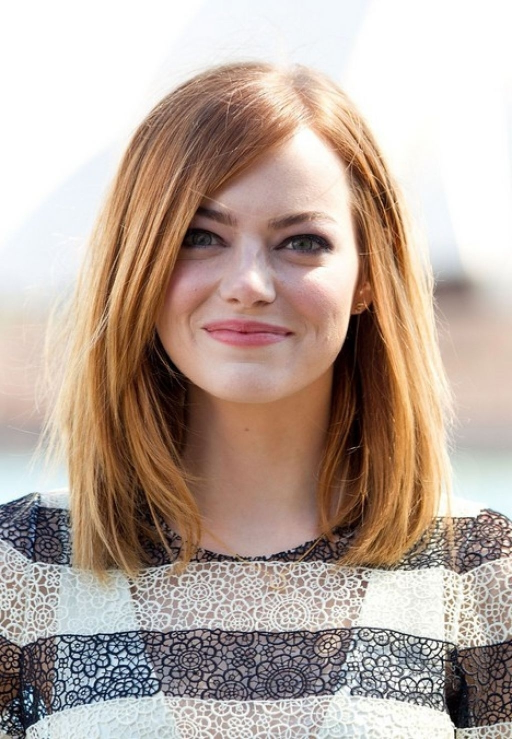 Round Face Curly Hairstyles Asian Medium Hair For Round Faces Asian with regard to Korean Bob Haircut For Round Face