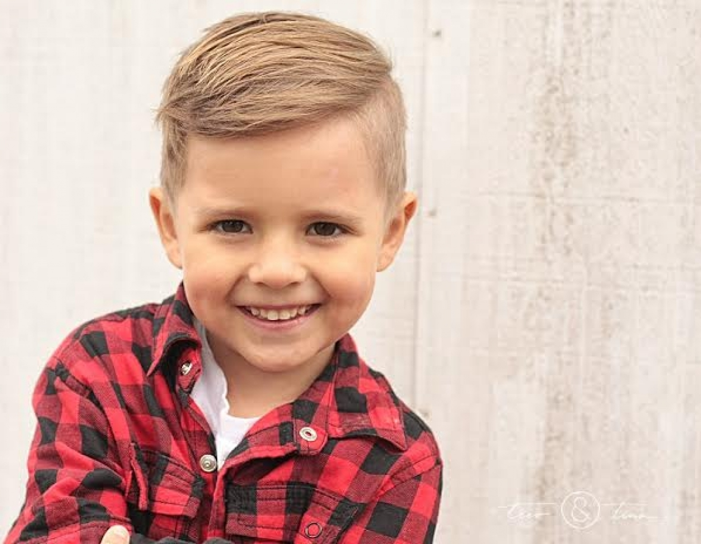 Haircut For Round Face Toddler Wavy Haircut