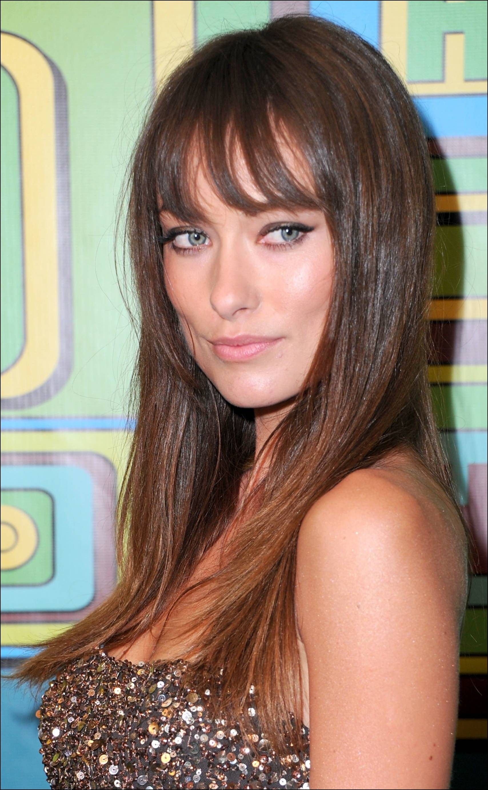 Round Face Haircuts With Bangs | Beauty Ideas | Pinterest | Round throughout Hairstyle For Round Face Fringe