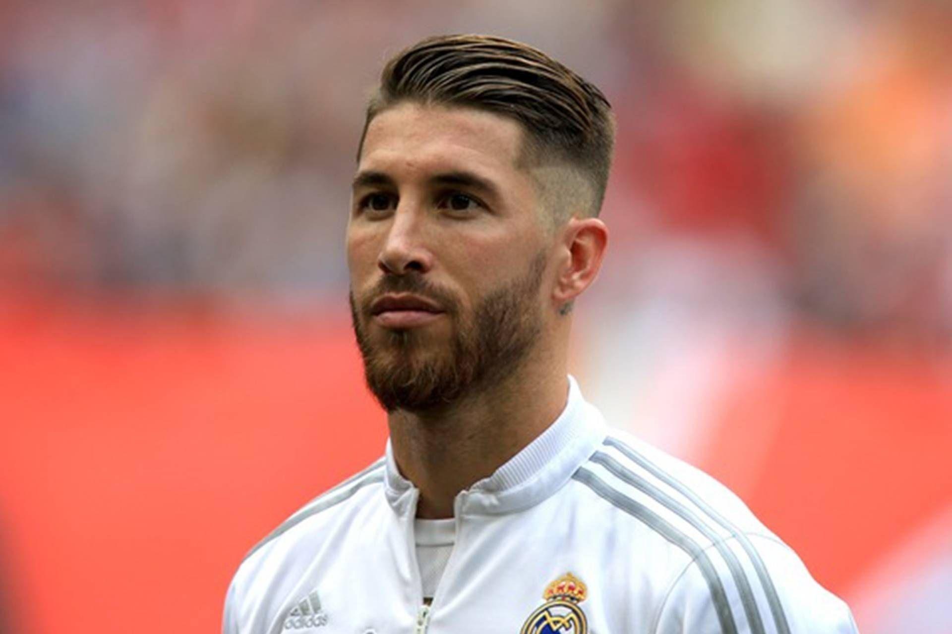 Sergio Ramos Haircut   Style   Pinterest   Ramos Haircut, Haircuts inside Ramos Haircut 2018 Champions League