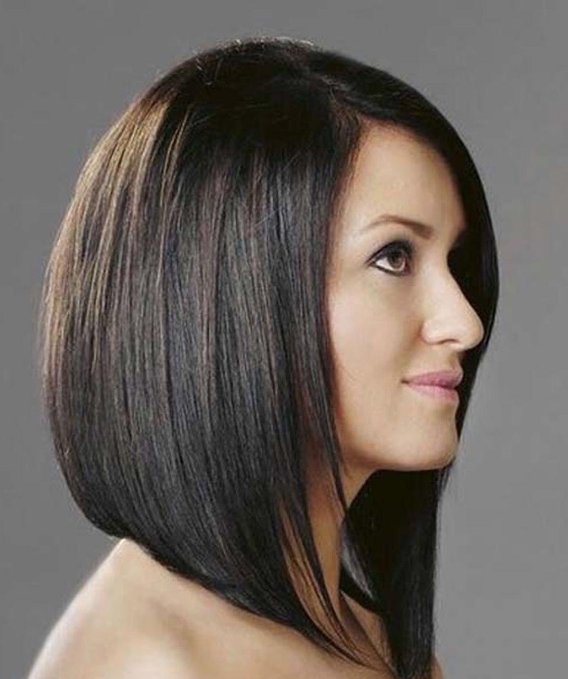 New Style Haircut Girl 2018 Wavy Haircut