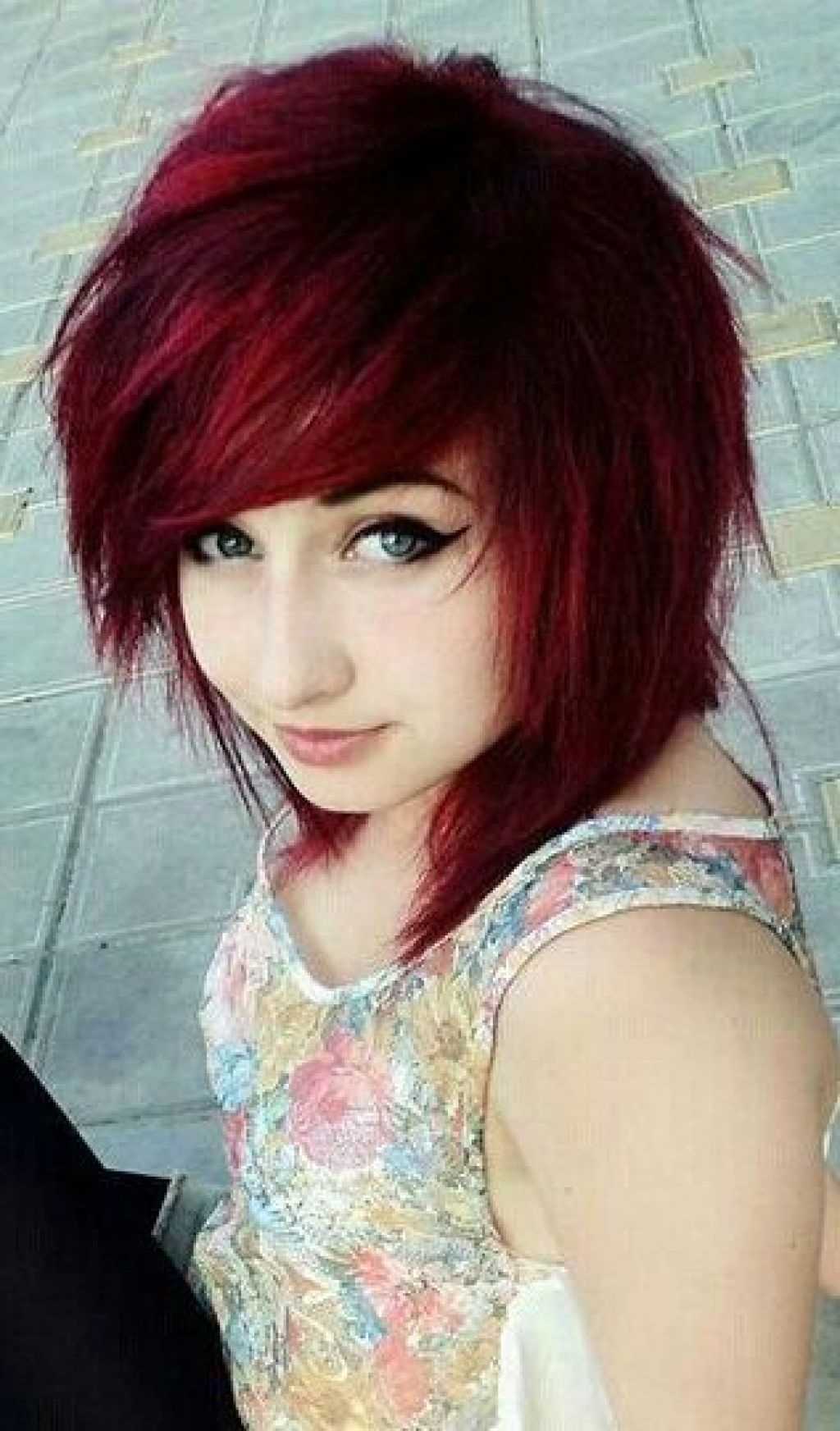 Short Emo Haircuts Emo Hairstyles And Haircuts Fashion Grapher for Emo Haircut For Thin Hair