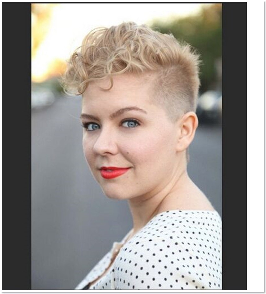Short Haircuts For Curly Hair And Fat Face Archives - Hairstyles And regarding Short Haircuts For Curly Hair And Fat Face