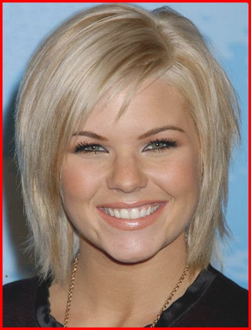 Short Haircuts For Round Faces And Thin Fine Hair Gallery - Zalaces with regard to Haircut For Round Face And Thin Fine Hair