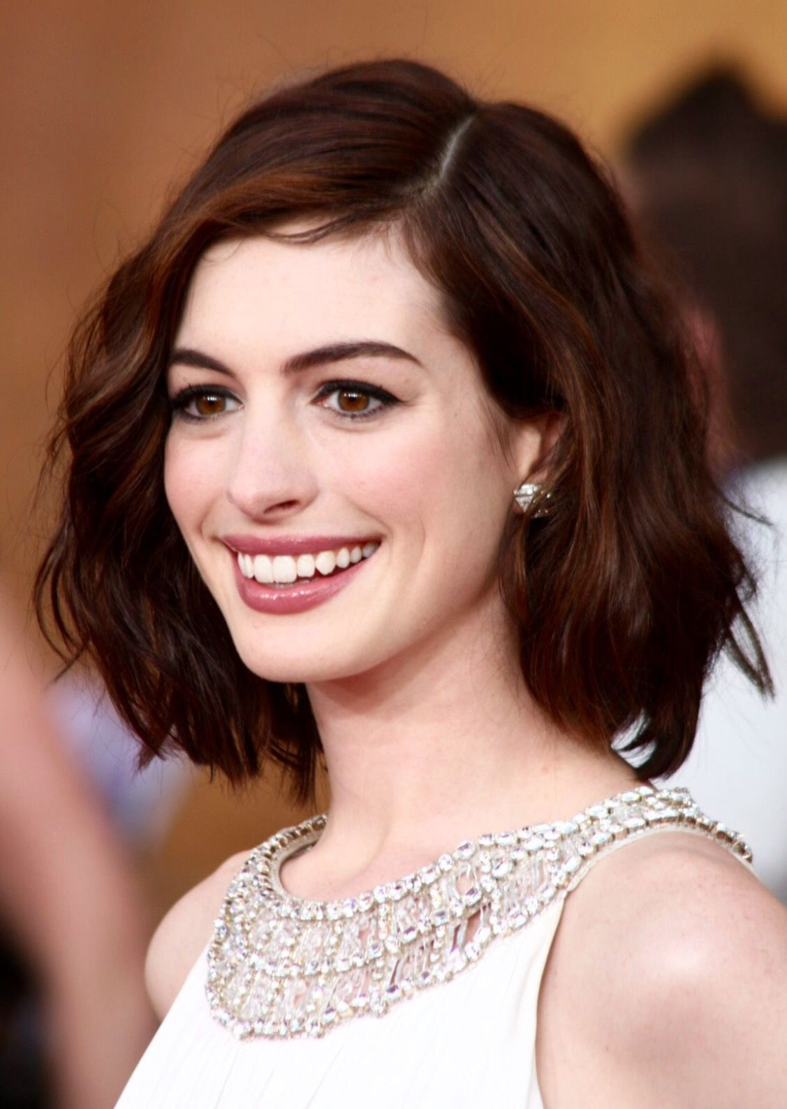 Short Hairstyle For Small Forehead … | Hair | Pinte… throughout Haircut For Oval Face Small Forehead