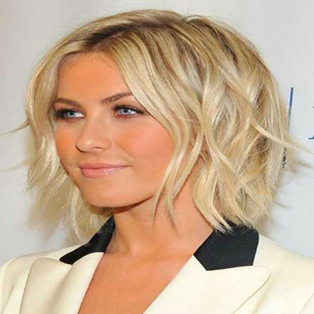 Short Hairstyles For Fine Thin Wavy Hair 2018 – Forensicanth for Haircuts For Wavy Fine Thin Hair