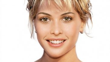 Short Hairstyles For Women Over 50 With Thick Hair - Hairstyle For for Haircut For Thick Hair Over 50