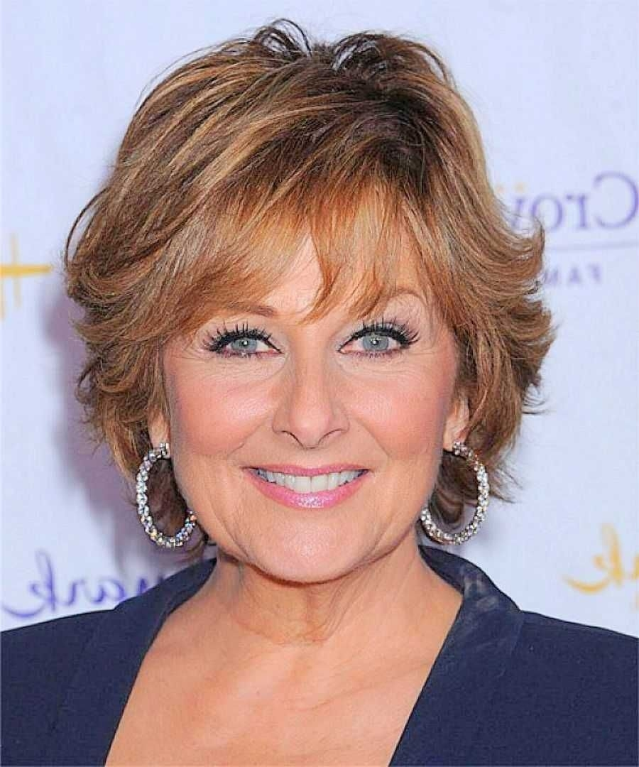 Short Hairstyles For Women Over 60 With Round Faces   Chicken Tacos throughout Hairstyle For Round Face Over 60