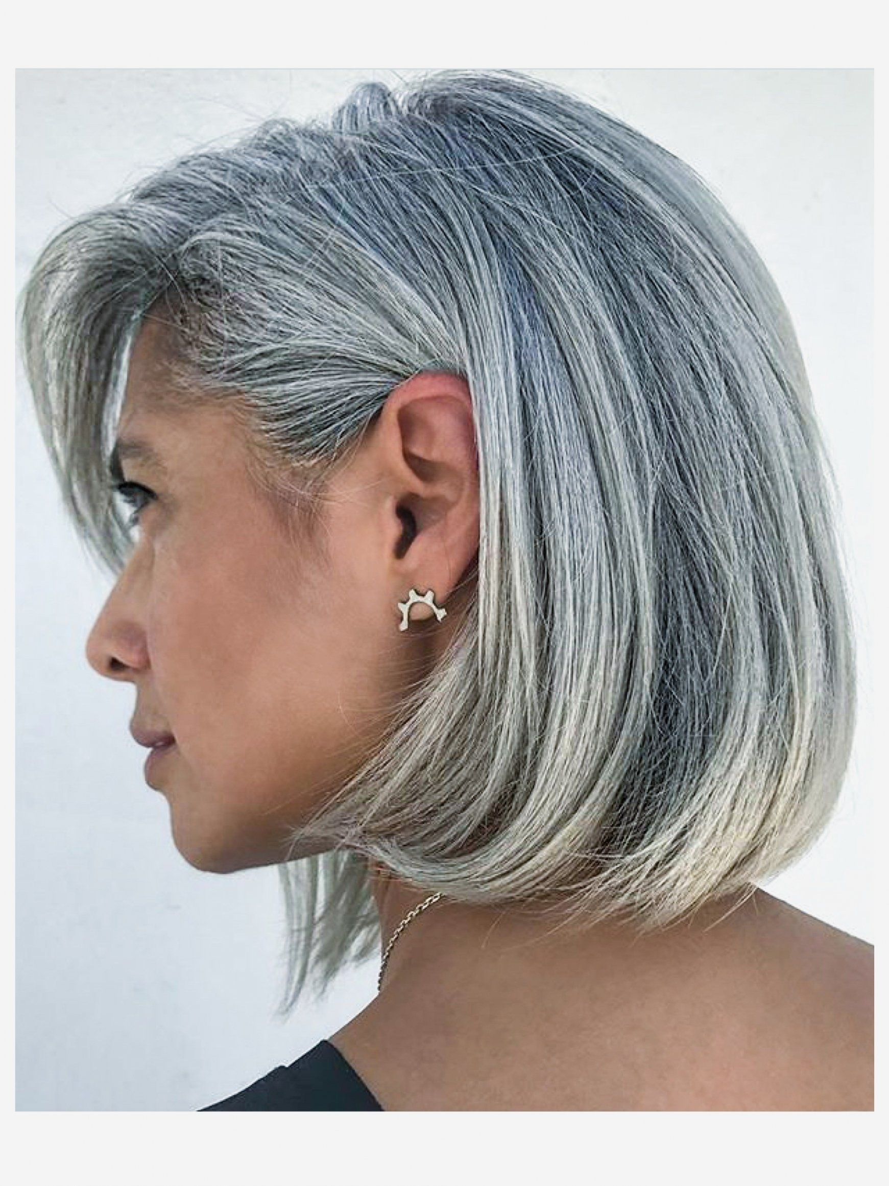 Short Hairstyles : Fresh Short Hairstyles For Thick Grey Hair New pertaining to Haircuts For Thick Grey Hair