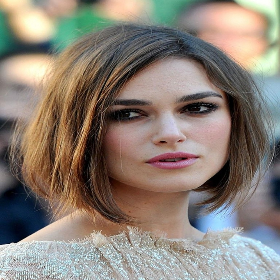 Short Hairstyles Square Face Shape Gallery - Zalaces intended for Hairstyle For Square Face Shape Female