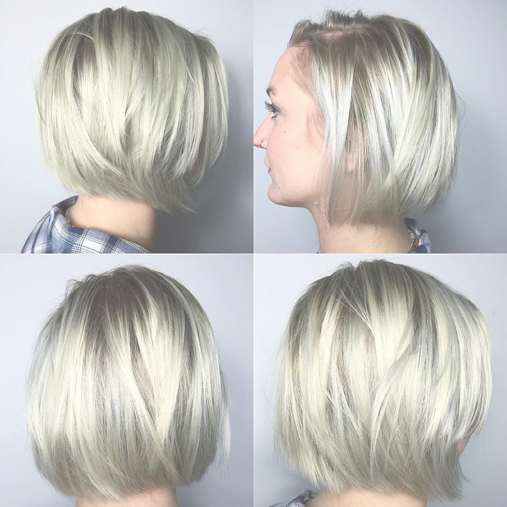 Short Textured Hairstyles For Fine Hair Awesome 40 Most Flattering in Bob Haircut 2018 Fine Hair