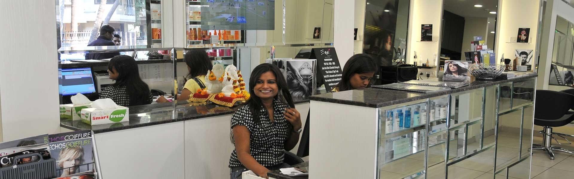 Spa | Envi Salon And Spa - Magdalla - Surat within Best Haircut Salon In Surat