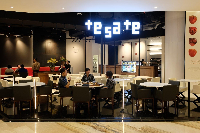 Tesate - Grand Indonesia regarding Salon Di Grand Indonesia Lantai Berapa