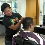 The Best Barber In Doha Qatar @ Biobil Men Salon Tel. +97444830989 for Best Haircut Salon In Qatar
