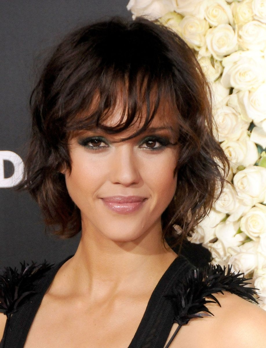 The Best Cuts For Fine, Curly Hair And A High Forehead | Curly, Thin in Bangs For Wavy Thin Hair